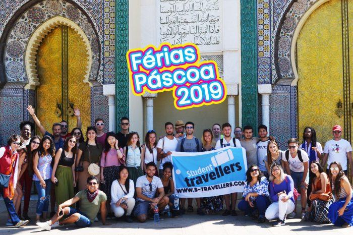 Grande Viagem a Marrocos: 12-04-2019