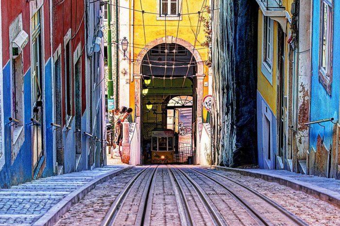 Viagem a Lisboa: 14-03-2020