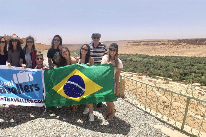 Grande Viagem a Marrocos: 30-10-2020
