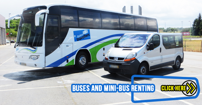 Bus and Mini Bus Rental