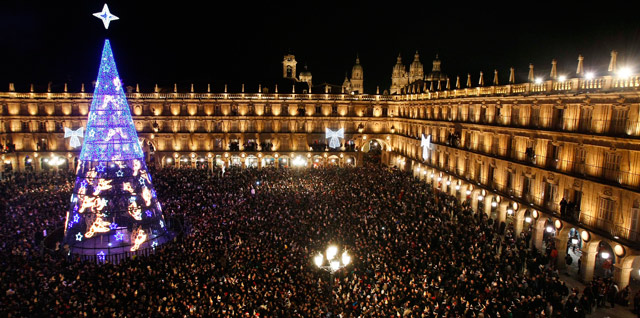 """Salamanca """"Nochevieja"""" > 14-12-2017"""