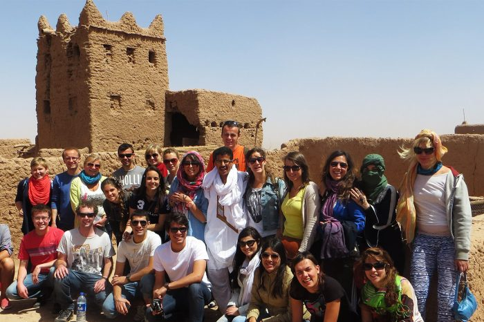 Grand Trip to Morocco > 16-12-2017