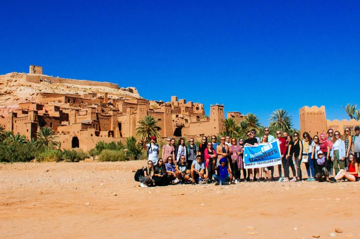 Grand Trip to Morocco: 09-06-2018