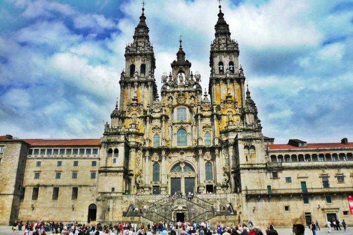 Santiago de Compostela > 25-04-2018