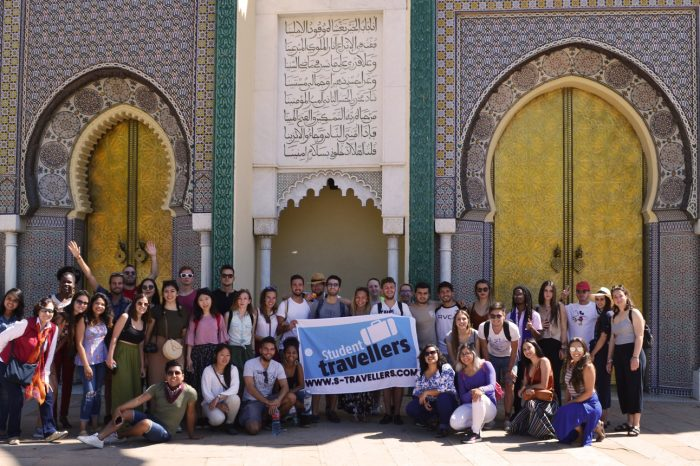 Grand Trip to Morocco: 05-07-2019