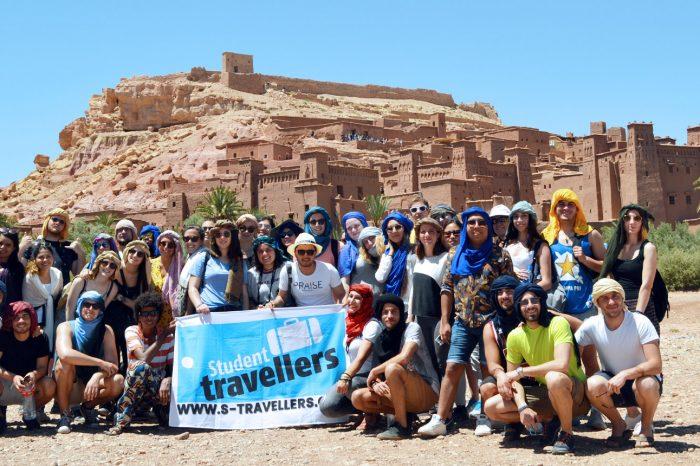 Grand Trip to Morocco: 31-05-2019