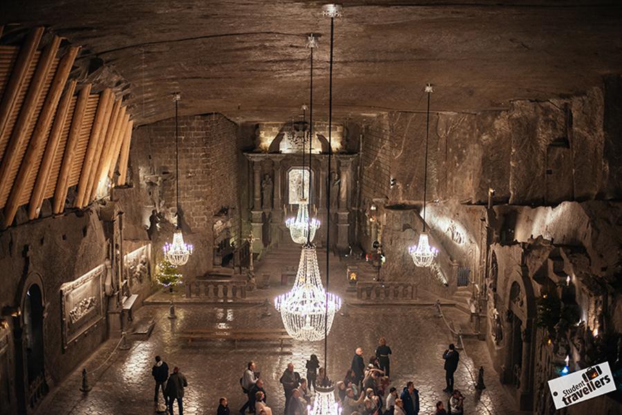 Poland - Wieliczka Salt Mine