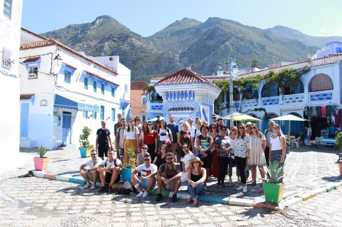 Grand Trip to Morocco: 20-09-2019